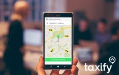 Taxify launches in-app safety button to reduce danger for drivers and riders