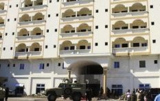 Twin bomb attack in Mogadishu hotel kills dozens