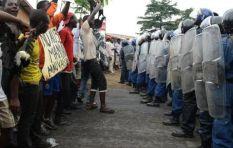 Burundi leadership uncertain during civilian-military face-off