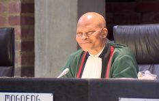 Mogoeng Mogoeng gives opposition parties a tough time over impeachment bid