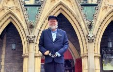 NEW PODCAST: Be inspired by the story of Father Michael Lapsley
