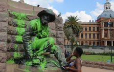 Rhodes statue defacing causing a domino effect?