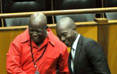 Maimane and Malema already vying for title of prince of opposition politics