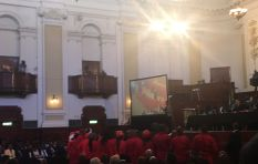 Commotion in Joburg chambers as councillors prepare to vote for mayor