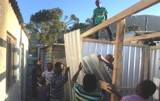 City helps victims of shack fires rebuild their lives