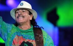 Carlos Santana's Songs to Change The World