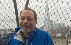 John Maytham conquers day five in London and climbs Monument tower steps