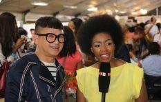 702's Phemelo Motene picks her top 5 at the Sanlam Handmade Contemporary Fair