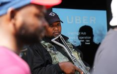 Uber drivers retaliate against meter taxis after two Uber vehicles torched