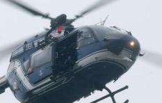 LIVE: Police chase Charlie Hebdo gunmen