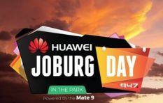 Catch all the Huawei Joburg Day action here