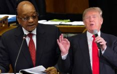 Call me maybe? Zuma waits for President Trump's call
