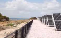WATCH: Robben Island gets solar farm and goes green