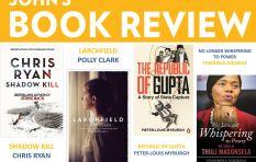 John Maytham's Book Reviews: Killers, poets, public servants and ingrates