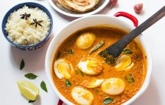 How to make a deliciously simple creamy egg curry