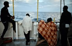 'Libyan migrants should be taken to the closest country'