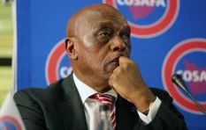 'Tokyo Sexwale has no chance of being Fifa president'