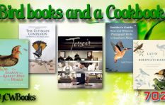 On bird books (and a cook book)