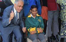 Disability no barrier for top Pretoria matriculant