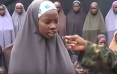 President Buhari says talks continue after Boko Haram frees 21 Chibok girls