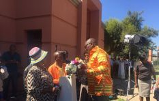 Gauteng Premier David Makhura leads Sharpeville commemorations in Soweto