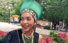 Oprah Winfrey Academy alumna dedicates university degree to her grandmother