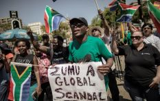 SaveSA march against Zuma forges ahead despite threats