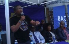 Mbalula: When police officers are killed, it cannot be business as usual