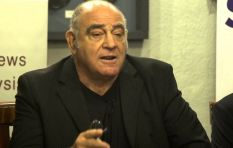ANC stalwart Ronnie Kasrils 'elated' by those calling for political change