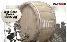 [CARTOON] Taxing Times