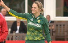 SA women's cricket skipper Dane van Niekerk shares her love of cricket