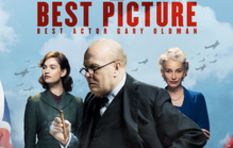 Gayle Edmunds critics the 2017 British war drama film, the 'Darkest Hour'