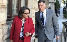 Housekeeping technicalities hold up start to de Lille's disciplinary hearing