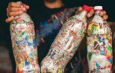 Environmentalist Karoline Hanks hell-bent on curbing Cape's plastic footpint