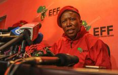 [LISTEN] Police to investigate Malema's alleged rifle shooting incident