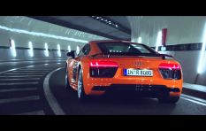 New Audi R8 advert gets a ban for 'irresponsible depiction of speed'
