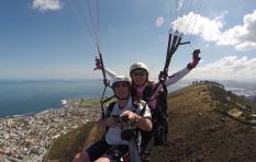 What would it be like to go paragliding?
