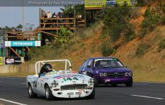 Kyalami is THE place to be this weekend for historic vehicle racing