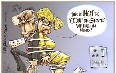 [CARTOON] Mugabe Unplugged