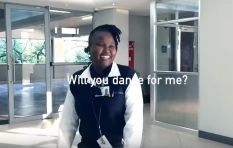[WATCH] SA Filmmaker asks 400 strangers around the world, 'Will you dance?'