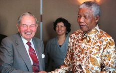 David Rockefeller (101) leaves behind R42 billion