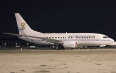 R20 million to fly Zuma to China (despite no budget and perfectly fine Inkwazi)