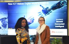 Huawei training programmes pave the way for young women