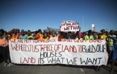 Are political parties behind Dunoon protests?