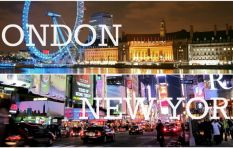 Small business lessons from New York and London