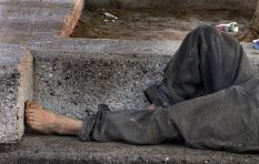 Cape Town's homeless allege CCID forcibly removed them from city centre