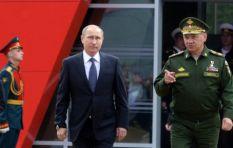 US VP Joe Biden criticises Russia at #WEF2017