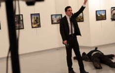 Turkish police detain family of Russian ambassador's killer