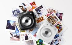 Fujifilm brings back blast from the past with hybrid 'polaroid' cam
