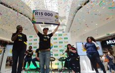 Matthew Vass crowned  2018 Dis-Chem Brain of Cape Talk Champion